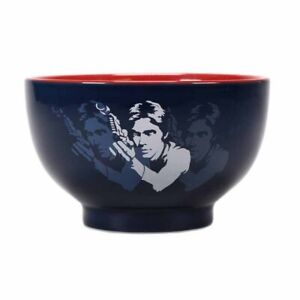 Han Solo Star Wars Cereal Bowl Boxed HMB