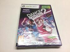 DANCE CENTRAL 2 / HARMONIX VERSION FR MICROSOFT XBOX 360 NEUF NEW