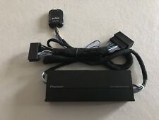 2014 -18 FORD F150 FUSION STEREO RADIO 400 WATT AMP AND SUB AMP ADD ON PLUG&PLAY