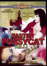 FASTER PUSSYCAT KILL! KILL! (Russ Meyer) - DVD NUOVO E SIGILLATO, PRIMA STAMPA
