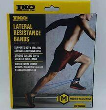 Tko Lateral Resistance Bands/Ankles Soft Expander Meduim Resistance