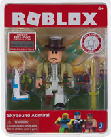 Roblox Toys Action Figures, Skybound Admiral with Exclusive Virtual Code