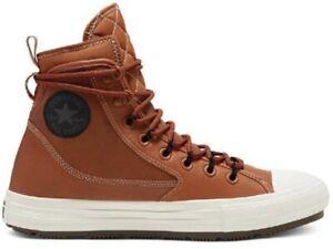 Converse CTAS Hi Utility All Terrain 'Amber Sepia' Shoes Men's 12 168862C