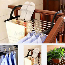 Clothes Shoes Drying Rack Laundry Stand Folding Hanger Dryer  Portable !