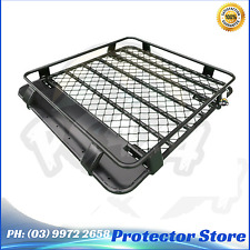 Steel Cage Roof Rack to suit Toyota Landcruiser 70 79 Series Dual Cab