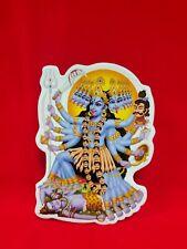 Maa Kaali Kali Goddess hindu Sticker Religious Item Usa Seller