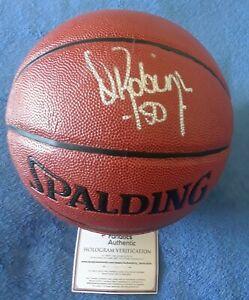 David Robinson Signed Basketball !!!