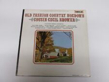 33 LP-12 in.-Country Fiddle-CUMBERLAND 29500-Cousin Cecil Brower