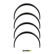 Universal JDM Fender Flares overwide body wheel arches ABS 120mm 4pcs