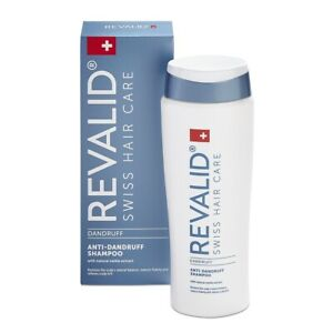 Revalid Anti-Dandruff Shampoo 250 ml Natural Nettle Extract, Relieves itching