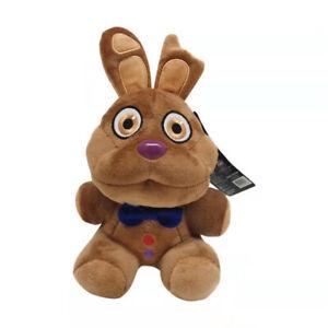 FNAF Five Nights at Freddy's Chocolate Bonnie Plush Doll Stuffed toy Exclusive