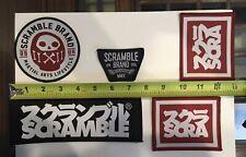 Scramble Bjj Patches (5)