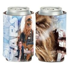 CHEWBACCA STAR WARS CAN BOTTLE COOZIE KOOZIE COOLER DISNEY THE LAST JEDI