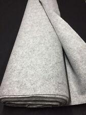 FEUTRINE GRIS CLAIR MELANGE au mètre déco couture loisir créatif 45 cm