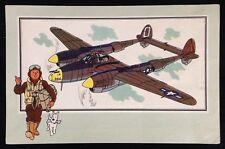 TINTIN - VOIR ET SAVOIR AVIATION 39/45 - SERIE 1 N°24 - LOCKHEED P-38 LIGHTNING