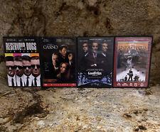 Casino Goodfellas Untouchables Reservoir Dogs Dvdlot De Niro Pesci Liotta Keitel