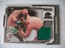 TRAVIS BROWNE 2014 Topps UFC Champions Fighter Relic GU #CFR-TB