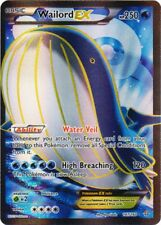 Pokemon: Wailord EX Full Art - 147/160 - XY Primal Clash