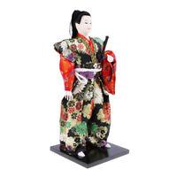 Japanese Ninja Humanoid Dolls Ornaments Humanoid Ornament Dolls Crafts w72