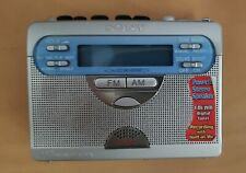 SONY WM-GX410 Walkman Cassette Player Recorder. TESTED. (Cheapest on Ebay!)