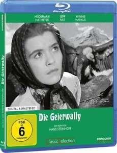 Die Geierwally (1940)[Blu-ray/NEU/OVP] Packende Verfilmung des Weltbestsellers