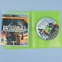 Lot of 2 PS3 Battlefield Games: Sony Playstation 3: Tested and Working
