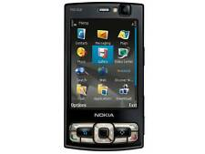 Unlocked Original N95 8GB 3G Black Smartphone WIFI GPS 5MP FREE SHIPPING