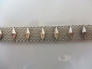 Schönes , altes  Armband  , 835 Silber  !