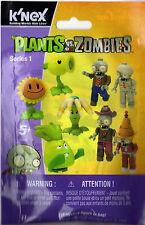 K'NEX COWBOY ZOMBIE Plants vs. Zombies Series 1 (New In Bag) RARE