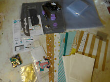 WE R MEMORY KEEPERS FUSE TOOL KIT CARD MAKING SCRAPBOOKING CRATFS