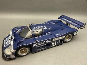 1:18..Exoto--Sauber Mercedes C9 KOUROS  #61   2 B 089