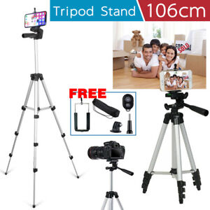 Adjustable Camera Tripod Mount Stand Holder for iPhone 12 11 Pro Max XS Samsung