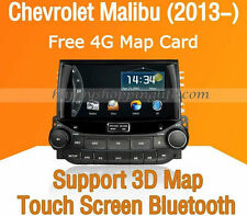 Car Multimedia Player for Chevrolet Malibu Holden Malibu 2013 2014 DVD GPS Navi