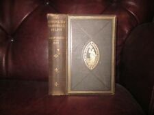 ANTIQUE 1875~C.H SPURGEON~THE METROPOLITAN TABERNACLE PULPIT~PASS. & ALA.~WOW!