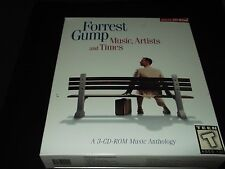 Forrest Gump Mac/PC CD-ROM ( A 3 CD-Rom Music Anthology)