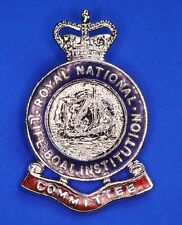 More details for royal national lifeboat institution rnli pin badge qc committee [22495]