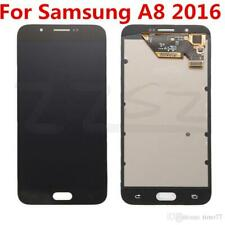5.7 AMOLED LCD Screen Touch Assembly Fr Samsung Galaxy A8 2016 A810F A810Y A810S