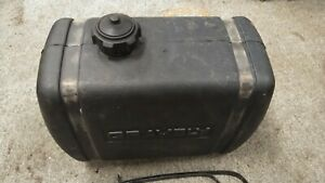 Gravely Commercial Walk Benind Fuel Tank and Straps from 988088