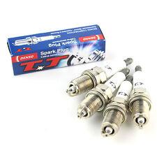 4x Talbot 1610 1610 1.8 Genuine Denso Twin Tip TT Spark Plugs