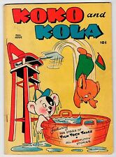 KOKO AND KOLA #1 1946 Vintage Comic