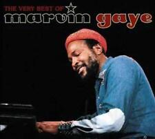 MARVIN GAYE The Very Best Of NEW 2X CD SET > CLASSIC MOTOWN SOUL R&B