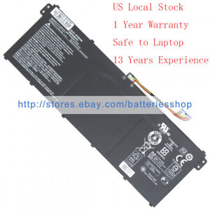 Genuine AP18C8K battery for Acer Chromebook Spin CP713-2W 5 slim A515-54 A515-43