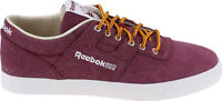 Reebok Classic Workout Low Clean FVS WC Size 2.5 Rustic Wine RRP £65 BNIB RARE