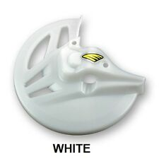 Cycra Works WHITE Front Disc Cover for Honda CR 125 CR 250 2002-07