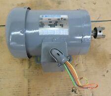 MARATHON ELECTRIC CO, MODEL NO. HVD145TTFR7026BD-F1W, HP 1 1/2, VOLTS 230/460