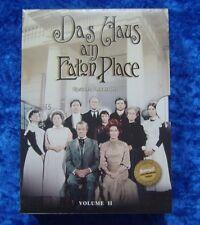 Das Haus am Eaton Place Volume 2 Folge 9 - 16, DVD Box Staffel Season