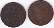 Italy 10 Centesimi Coins***Collectors***