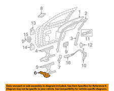 GM OEM Front Door-Window Motor 19167713