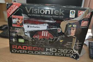 VisionTek ATI Radeon HD 3870 Graphic Card