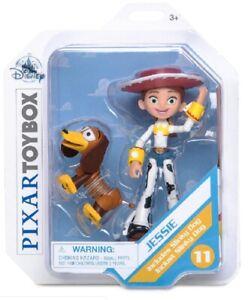 Disney - Jessie Action Figure - Toy Story 4 - PIXAR Toybox - NEW